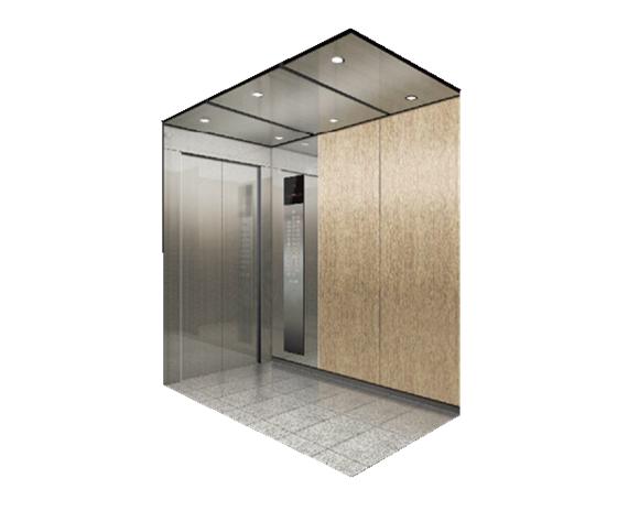 HGE日立电梯E-12深轿厢