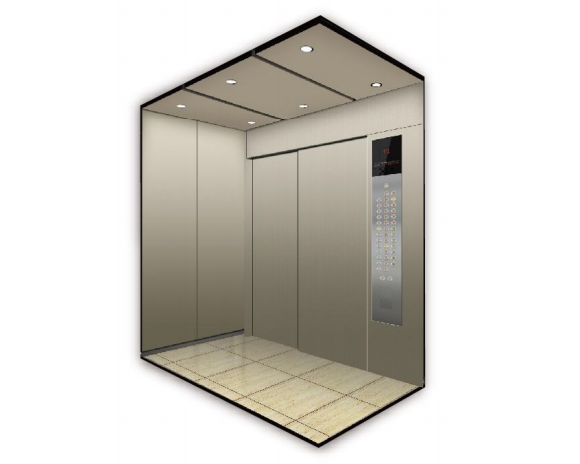 HGE日立电梯E-11宽轿厢