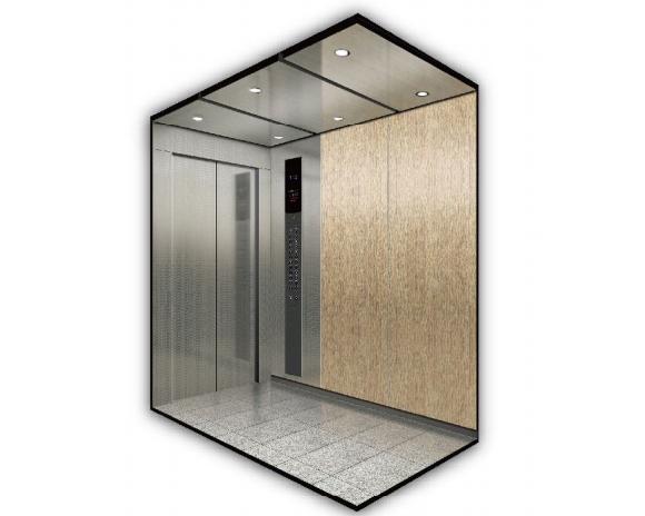 LGE日立电梯E-11深轿厢