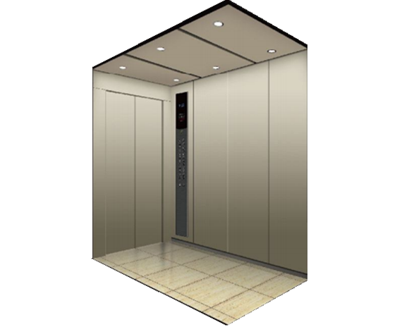 LGE日立电梯E-12深轿厢