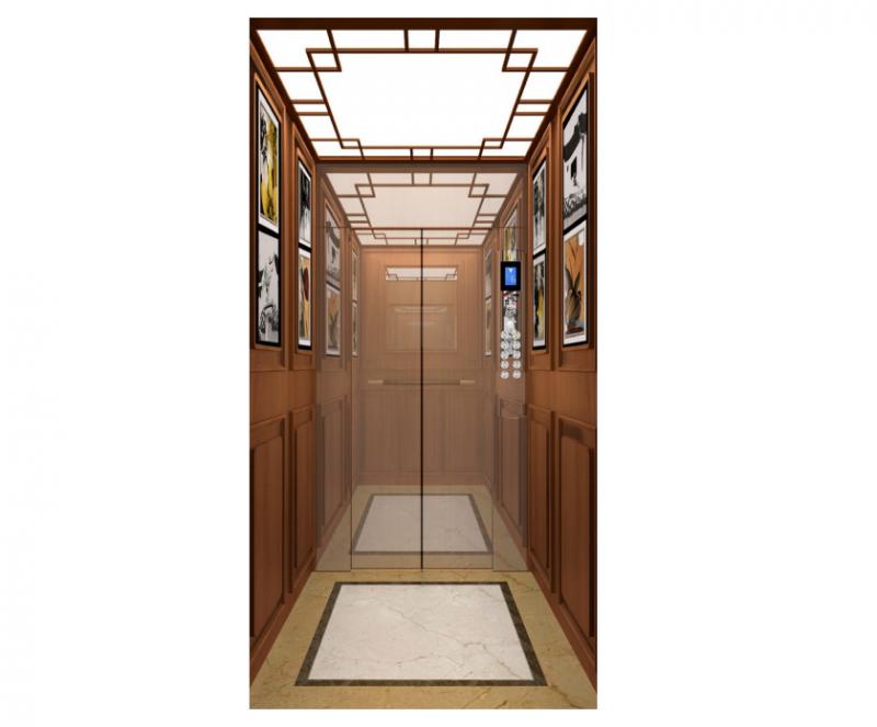 广日别墅电梯CA141L