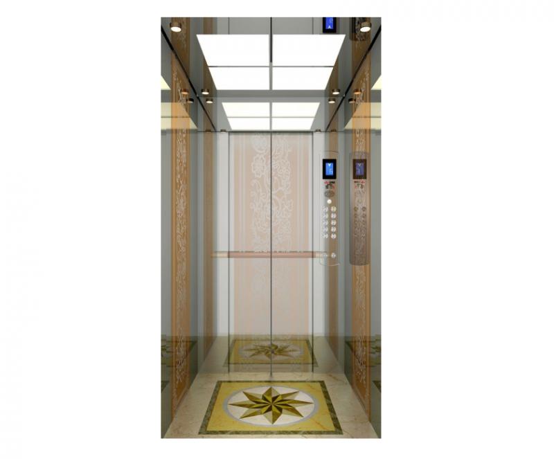 广日别墅电梯CA140L