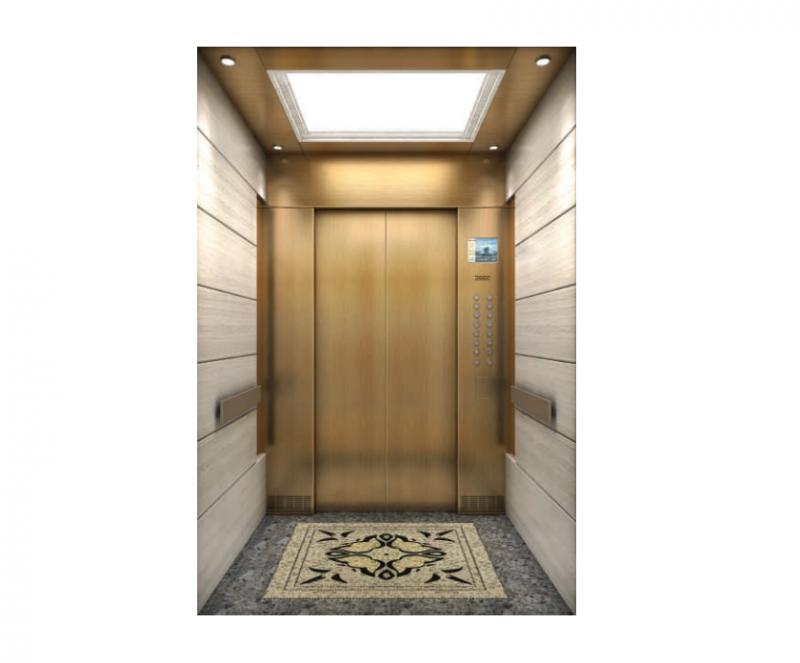 萝岗广日小机房电梯CA087L