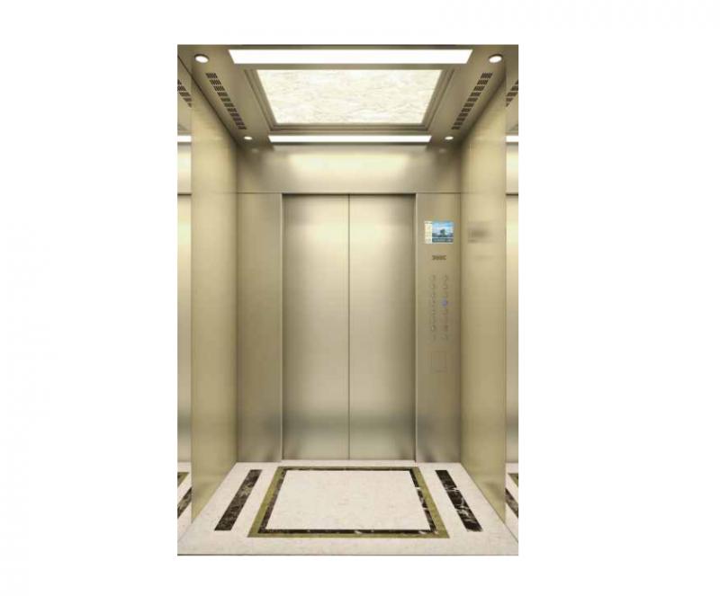 萝岗广日小机房电梯CA096L