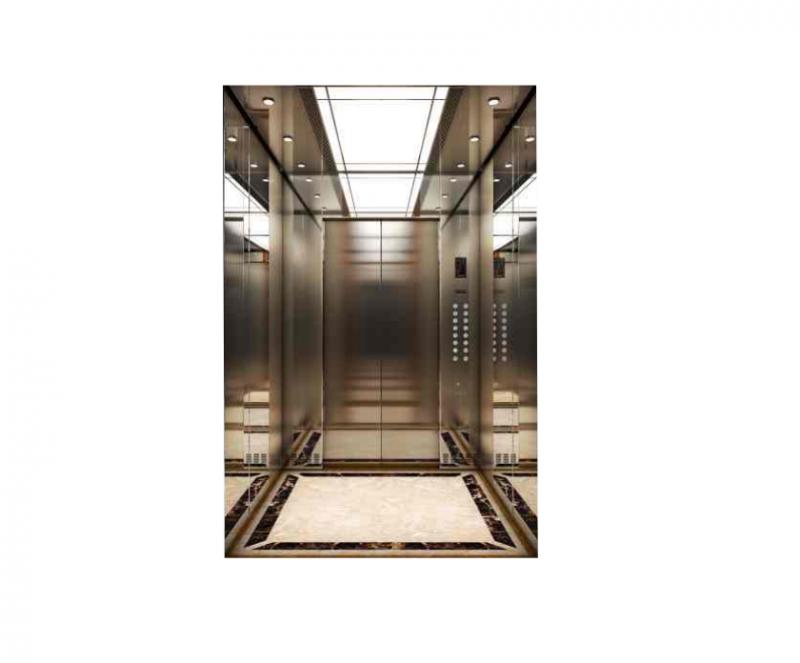 萝岗广日小机房电梯CA715L