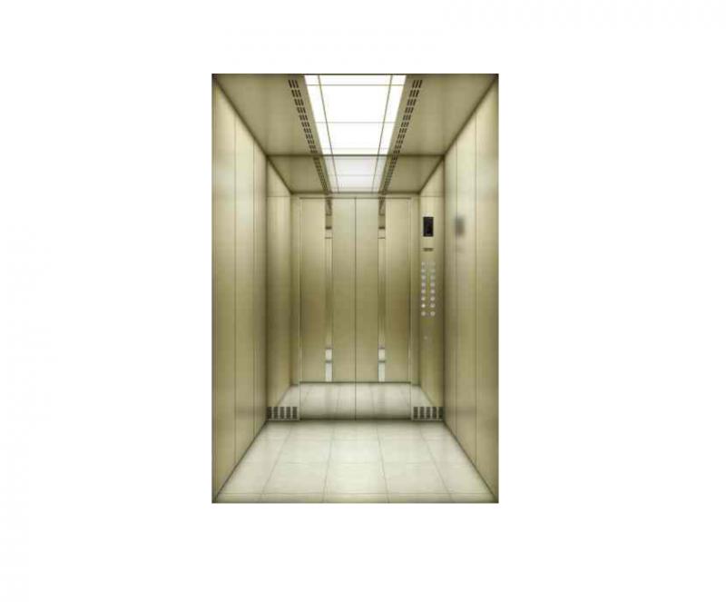 广日无机房电梯CA054L
