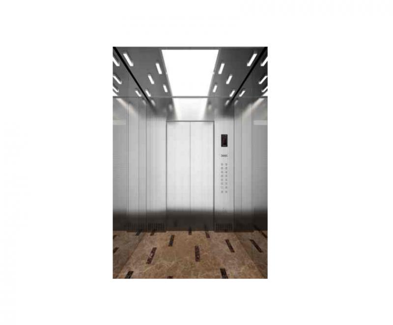 广日无机房电梯CA129L